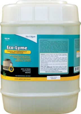 Nu-Calgon 4167-05 - Eco-Lyme Descaler (5 gallon)