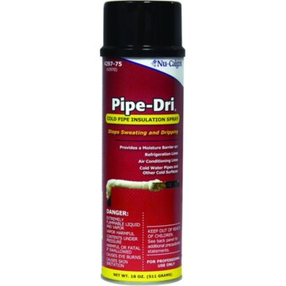 Nu-Calgon 4297-75 - Pipe-Dri®, Aerosol Insulation