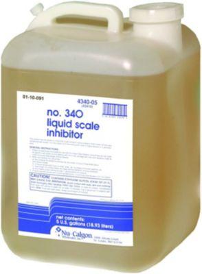 Nu-Calgon 4340-05 - No. 340 Liquid Scale Inhibitor (5 gallon)