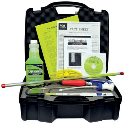 Nu-Calgon 4385-00 - Visible Defects Heat Exchanger Inspection System Kit