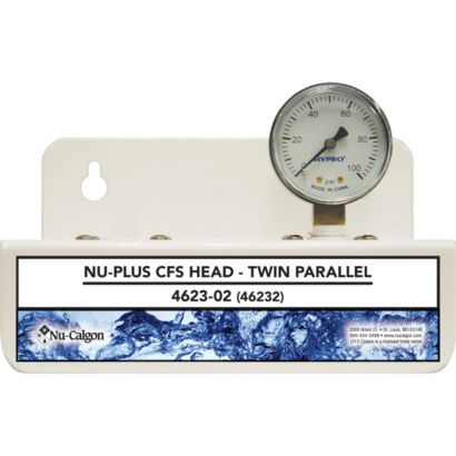 Nu-Calgon 4623-02 - Nu-Plus CFS Twin Head