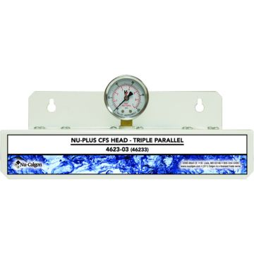 Nu-Calgon4623-03 - Nu-Plus  CFS Head-Triple