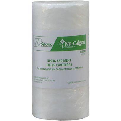 Nu-Calgon 4702-87 - NP24S Sediment Cartridge