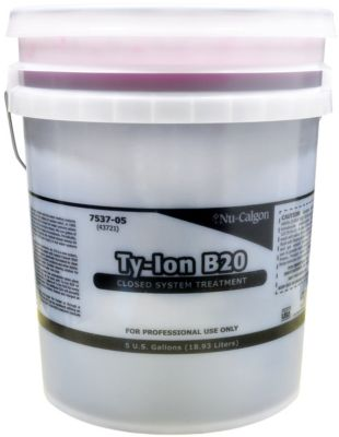 Nu-Calgon 7537-05 - Ty-Ion B20 (5 gallon)