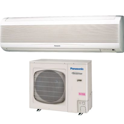Panasonic® 26PEK1U6 - 25,200 BTU 14.9 SEER Wall Mount Ductless Mini Split Air Conditioner Heat Pump 208-230V