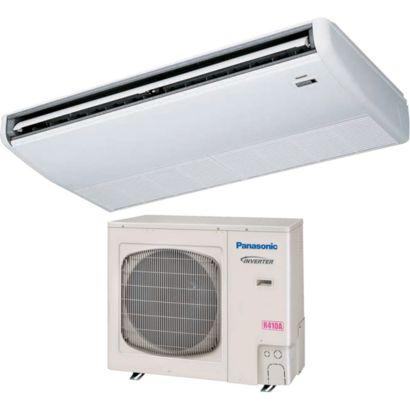 Panasonic® 26PET1U6 - 24,400 BTU 14.5 SEER Ceiling Suspended Ductless Mini Split Air Conditioner Heat Pump 208-230V