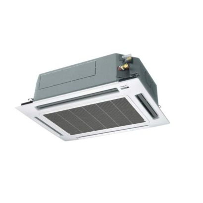Panasonic® 36PEU1U6 - 32,600 BTU 14.6 SEER Ceiling Cassette Ductless Mini Split Air Conditioner Heat Pump 208-230V