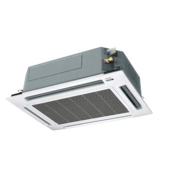 Panasonic 42PEU1U6 - 39,500 BTU 14.6 SEER Ceiling Cassette Ductless Mini Split Air Conditioner Heat Pump 208-230V