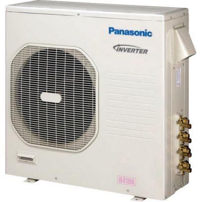Panasonic® CU-4KE31NBU - 30,600 BTU 17.2 SEER Ductless Mini Split Heat Pump Outdoor Unit 208-230V