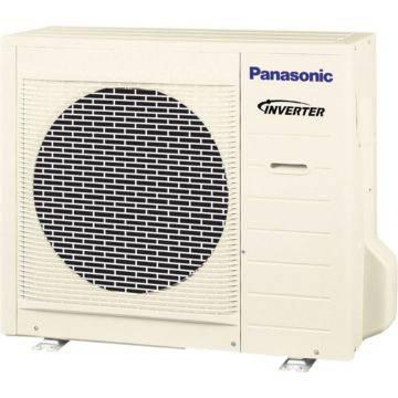 Panasonic CU-E12NKUA -  12,000 BTU 20 SEER Ductless Mini Split Heat Pump Outdoor Unit 208-230V