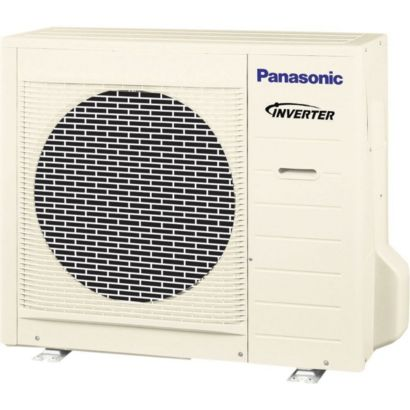 Panasonic® CU-E12NKUA -  12,000 BTU 20 SEER Ductless Mini Split Heat Pump Outdoor Unit 208-230V