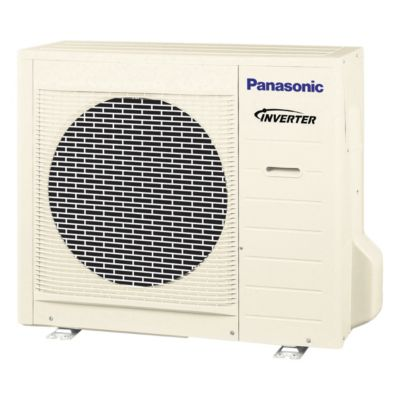 Panasonic® CU-E24RKUA - 24,000 BTU 19 SEER EXTERIOS E Ductless Mini Split Heat Pump Outdoor Unit 208-230V