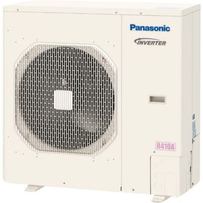 Panasonic® CU-KE30NKU -  30,000 BTU 16 SEER Ductless Mini Split Outdoor Unit 208-230V
