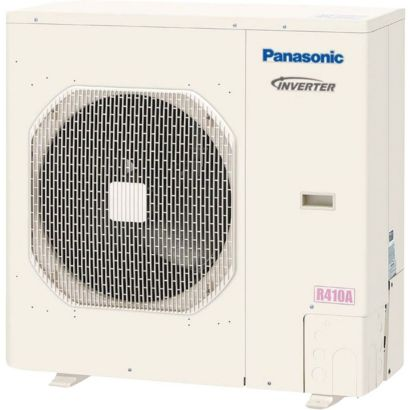 Panasonic® CU-KE30NKU -  30,000 BTU 16 SEER Ductless Mini Split Heat Pump Outdoor Unit 208-230V