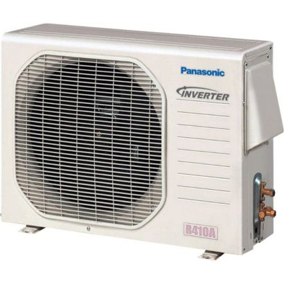 Panasonic® 12,000 BTU Ductless Ceiling Recessed Air Conditioner Outdoor Unit 115V/1Ph/60Hz