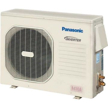 Panasonic 30,000 BTU Ductless Low Ambient Wall Mounted Air Conditioner Outdoor Unit 208-230V/1Ph/60Hz