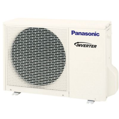Panasonic® CU-RE12SKUA - 12,000 BTU 16 SEER Pro Series Ductless Mini Split Heat Pump Outdoor Unit 208-230V