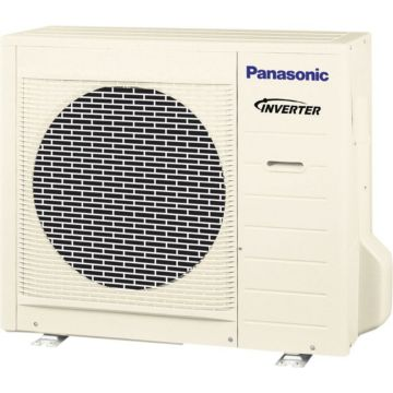 Panasonic 12,000 BTU Ductless Wall Mounted Air Conditioner Outdoor Unit 208-230V/1Ph/60Hz