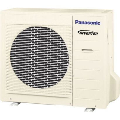 Panasonic® 9,000 BTU Ductless Low Ambient Wall Mounted Air Conditioner Outdoor Unit 208-230V/1Ph/60Hz