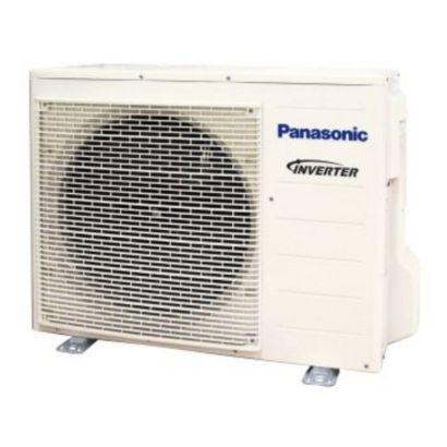 Panasonic CU-XE12PKUA - 12,000 BTU 25.5 SEER Ductless Mini Split Wall Mount Outdoor Unit 208-230V