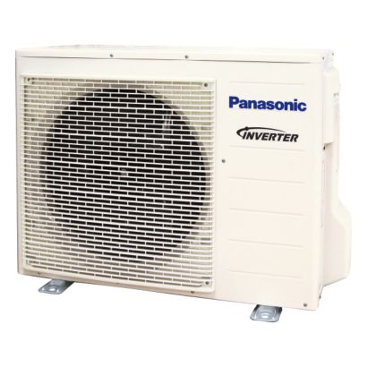 Panasonic® CU-XE12SKUA - 12,000 BTU 26.2 SEER EXTERIOS XE Low Ambient Ductless Mini Split Heat Pump Outdoor Unit 208-230V