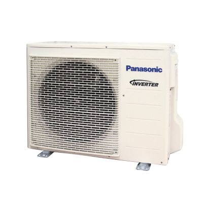 Panasonic® CU-XE15SKUA - 15,000 BTU 22.1 SEER EXTERIOS XE Low Ambient Ductless Mini Split Heat Pump Outdoor Unit 208-230V