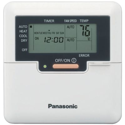 Panasonic® CZ-RD52CU - Mini 4 Way Wired Remote Controller