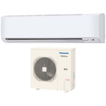 Panasonic® KE30NKU - 30,000 BTU 16 SEER Wall Mount Ductless Mini Split Air Conditioner Heat Pump 208-230V