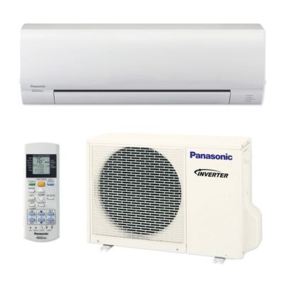 Panasonic® RE9SKUA - 9,000 BTU 16 SEER Pro Series Wall Mount Ductless Mini Split Air Conditioner Heat Pump 208-230V
