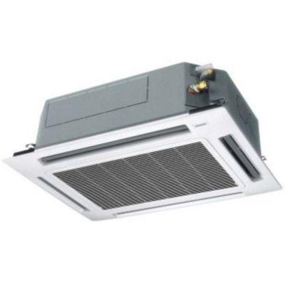 Panasonic® S 36PU1U6   36,000 BTU 14.6 SEER Ductless Mini Split Air  Conditioner Ceiling Cassette Indoor Unit 208 230V