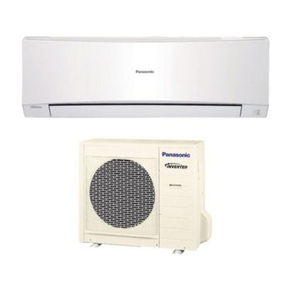Panasonic® 8,500 BTU 21 SEER Wall Mount A/C System - Low Ambient