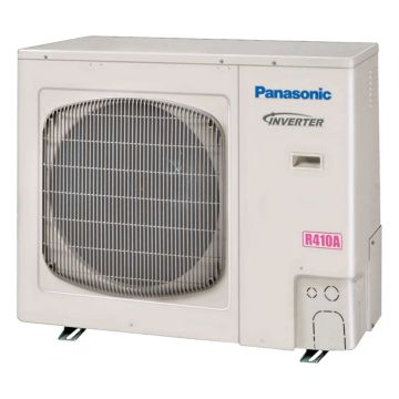 Panasonic U-36PE1U6 -  36,000 BTU 13.9 SEER Ductless Mini Split Heat Pump Outdoor Unit 208-230V
