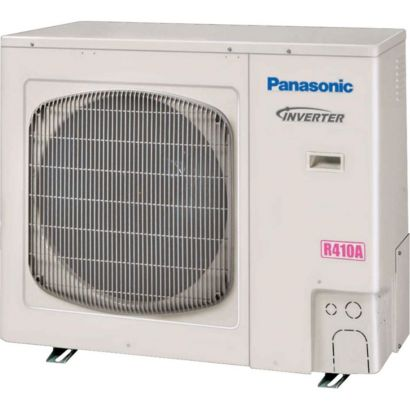 Panasonic® 36,000 BTU Ductless Ceiling Recessed Air Conditioner Outdoor Unit 208-230V/1Ph/60Hz