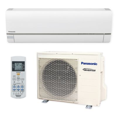 Panasonic® XE12SKUA - 12,000 BTU 26.2 SEER EXTERIOS XE Wall Mount Ductless Mini Split Air Conditioner Heat Pump 208-230V