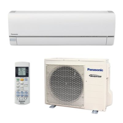Panasonic® XE15SKUA - 15,000 BTU 22.1 SEER EXTERIOS XE Wall Mount Ductless Mini Split Air Conditioner Heat Pump 208-230V