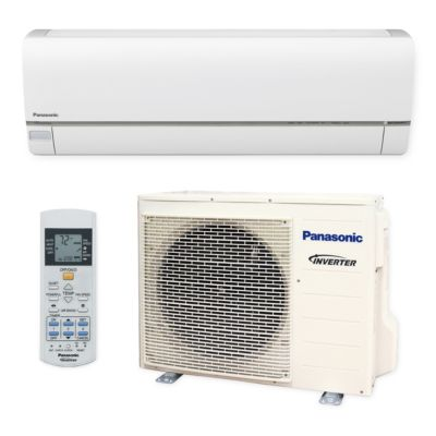 Panasonic® XE9SKUA - 9,000 BTU 30.6 SEER EXTERIOS XE Wall Mount Ductless Mini Split Air Conditioner Heat Pump 208-230V