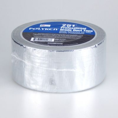 Polyken 1086459 - 11Mil Professional Grade Metallized Duct Tape