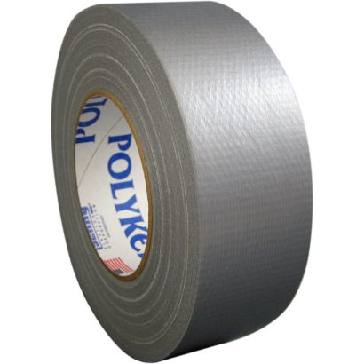 Polyken 1086550 - Silver 10Mil Multi-Purpose Duct Tape