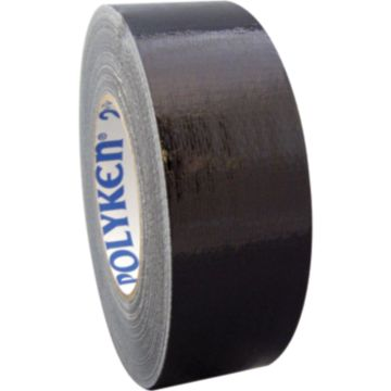 Polyken 1086564 - Black 10Mil Multi-Purpose Duct Tape