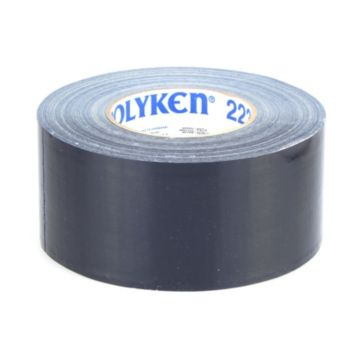 Polyken 1086658 - Black 10Mil Multi-Purpose Duct Tape