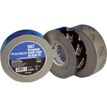 Polyken 1086928 - UL181B-FX Listed Premium Duct Tape