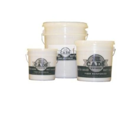 Polymer Adhesives CADS-1(G) - Grey, Fiber Reinforced Water Based Duct Sealant
