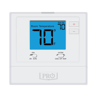 Pro1 T701 - Platform: Non-Programmable, 1H/1C with 4 Square Inch Display