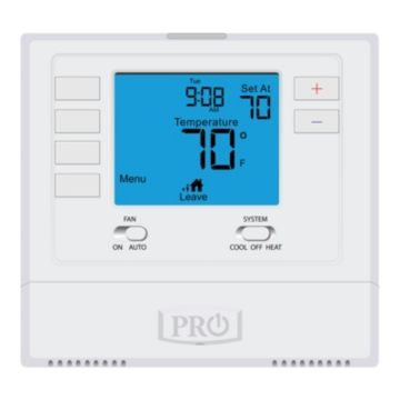 "Pro1 T705 - T700 Platform: 5+1+1 Programmable, 1H/1C with 4 Sq."" Display"