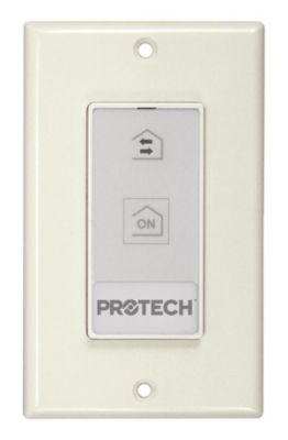PROTECH 41-18061-10 - ERV/HRV Remote Push Button Illuminated Switch