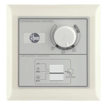 PROTECH 41-40210-01 - Economy ERV/HRV Wall Control