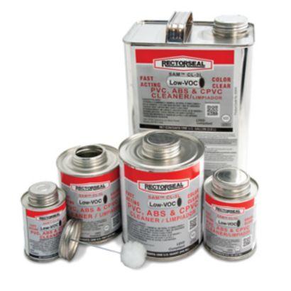 RectorSeal® 55930 - Samô CL3L PVC Clear Primer Low-VOC