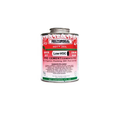 RectorSeal® 55988 - Hotô 203L PVC Cement Low-VOC