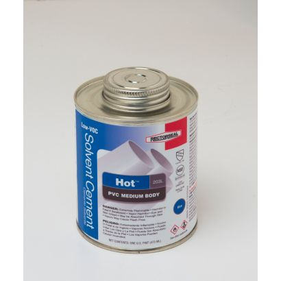 RectorSeal® 55990 - Pint Hotô 203L PVC Cement Low-VOC