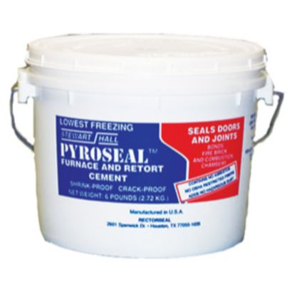 RectorSeal® 68616 - Pyroseal Furnace Cement, 6 lbs.